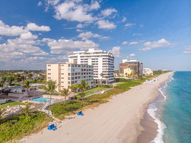 2909 S Ocean Boulevard 2D2, Highland Beach, FL 33487 (#RX-10584691) :: Ryan Jennings Group