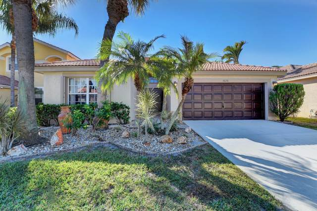 3626 Hudson Lane, Boynton Beach, FL 33436 (#RX-10585428) :: Ryan Jennings Group