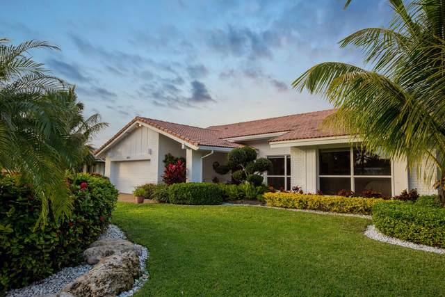 4993 Pineview Circle Circle, Delray Beach, FL 33445 (#RX-10590763) :: The Reynolds Team/ONE Sotheby's International Realty