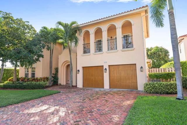 218 Pershing Way, West Palm Beach, FL 33401 (#RX-10591790) :: Ryan Jennings Group