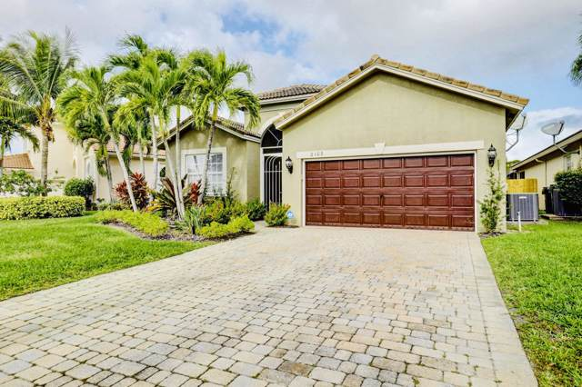 2103 NW Marsh Rabbit Lane, Jensen Beach, FL 34957 (MLS #RX-10591828) :: Berkshire Hathaway HomeServices EWM Realty