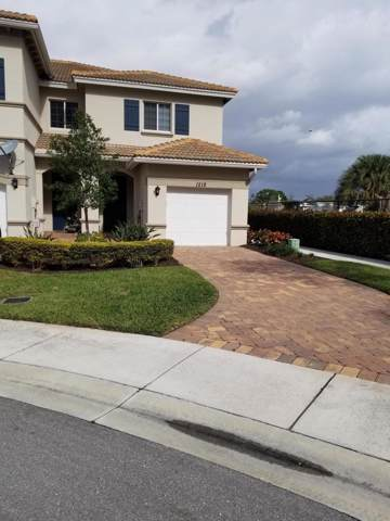 1218 Paisley Court #3324, Lake Worth Beach, FL 33461 (#RX-10592973) :: Real Estate Authority