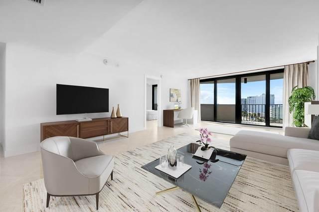 1200 S Flagler Drive #1206, West Palm Beach, FL 33401 (MLS #RX-10593265) :: Berkshire Hathaway HomeServices EWM Realty