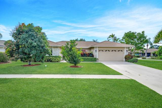 10126 Crosswind Road, Boca Raton, FL 33498 (#RX-10593273) :: Ryan Jennings Group