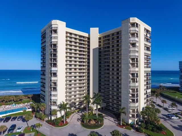 9550 S Ocean Drive #1601, Jensen Beach, FL 34957 (#RX-10593402) :: Ryan Jennings Group
