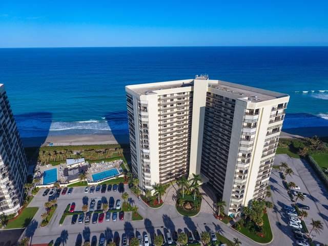 9550 S Ocean Drive Ph-3, Jensen Beach, FL 34957 (#RX-10593407) :: Ryan Jennings Group