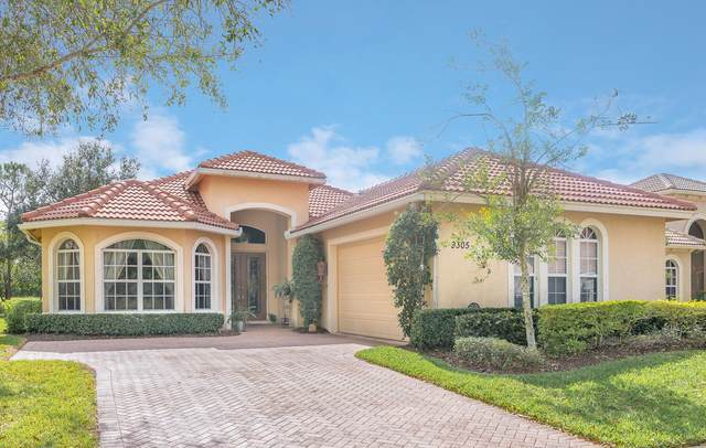 9305 Briarcliff Trace, Port Saint Lucie, FL 34986 (#RX-10594125) :: Ryan Jennings Group