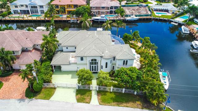 2330 NE 31 Court, Lighthouse Point, FL 33064 (#RX-10594663) :: Dalton Wade
