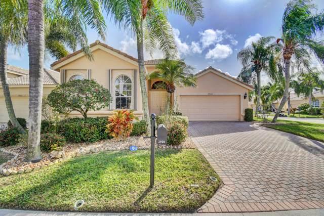 3928 Diamond Palladium Terrace, Boynton Beach, FL 33436 (#RX-10594855) :: Ryan Jennings Group