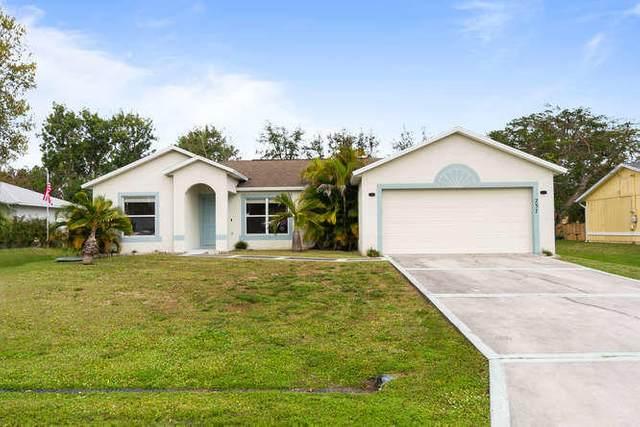 237 SW Twig Avenue, Port Saint Lucie, FL 34983 (#RX-10595027) :: Ryan Jennings Group