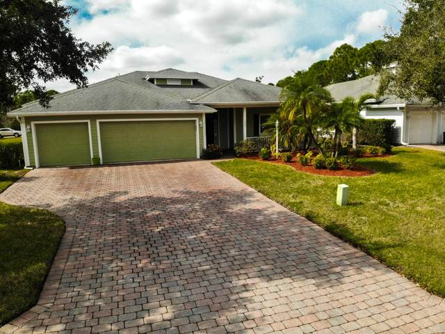 653 NE Timberdoodle Trail, Port Saint Lucie, FL 34983 (#RX-10595526) :: Ryan Jennings Group