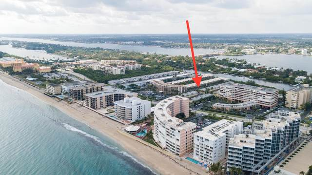 3605 S Ocean Boulevard #103, South Palm Beach, FL 33480 (#RX-10595637) :: The Power of 2 | Century 21 Tenace Realty
