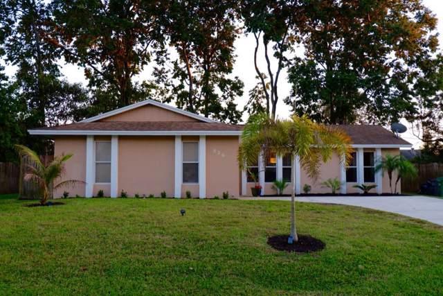 826 SW Trouville Avenue, Port Saint Lucie, FL 34953 (MLS #RX-10595649) :: Castelli Real Estate Services