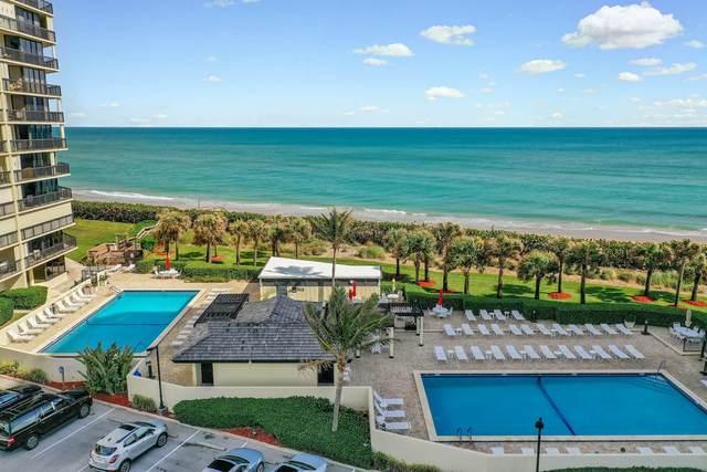 9500 S Ocean Drive Ph 09, Jensen Beach, FL 34957 (#RX-10598170) :: Ryan Jennings Group