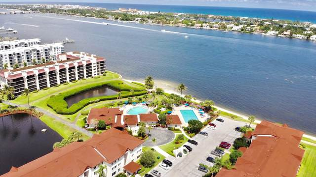 102 Half Moon Circle E1, Hypoluxo, FL 33462 (MLS #RX-10599325) :: Berkshire Hathaway HomeServices EWM Realty