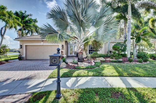 9453 Palestro Street, Lake Worth, FL 33467 (#RX-10599640) :: Ryan Jennings Group