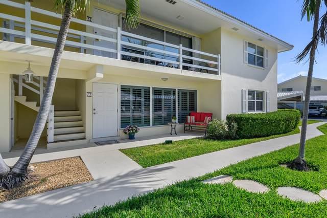 1920 S Ocean Boulevard #11, Delray Beach, FL 33483 (#RX-10600703) :: Ryan Jennings Group
