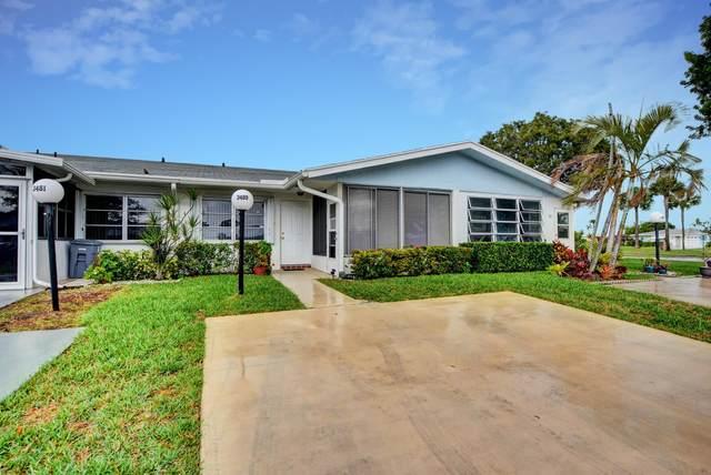 3489 Rossi Court, West Palm Beach, FL 33417 (#RX-10601534) :: Ryan Jennings Group