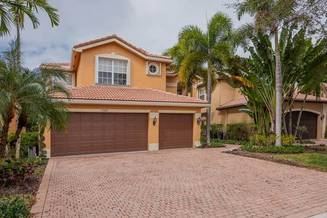 15807 Menton Bay Court, Delray Beach, FL 33446 (MLS #RX-10601637) :: Berkshire Hathaway HomeServices EWM Realty