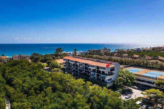 3908 S Ocean Boulevard #561, Highland Beach, FL 33487 (MLS #RX-10603395) :: Berkshire Hathaway HomeServices EWM Realty