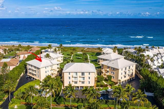 2103 S Ocean Boulevard 3-D, Delray Beach, FL 33483 (#RX-10604129) :: Ryan Jennings Group