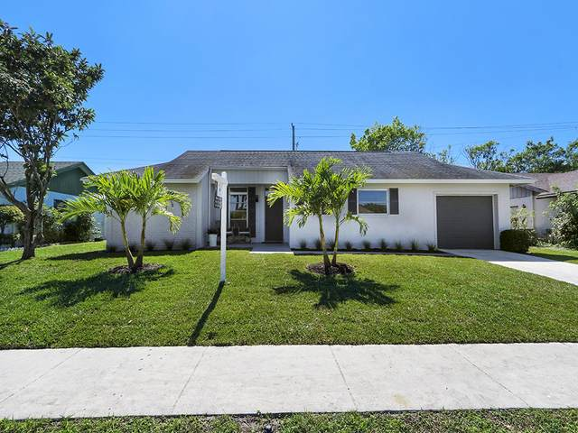 6178 Springdale Way, Delray Beach, FL 33484 (#RX-10604818) :: Ryan Jennings Group