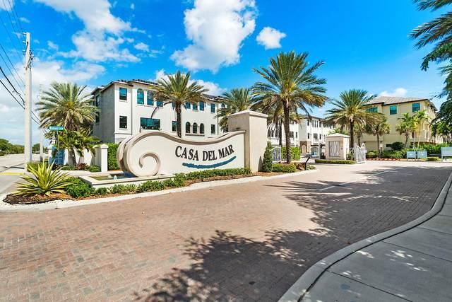 616 Windward Circle S #39, Boynton Beach, FL 33435 (MLS #RX-10606046) :: Berkshire Hathaway HomeServices EWM Realty