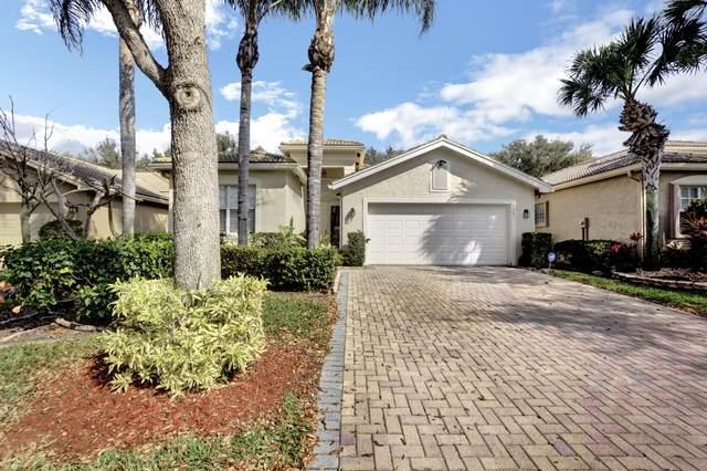 7381 Forest Park Way, Boynton Beach, FL 33437 (#RX-10606554) :: The Reynolds Team/ONE Sotheby's International Realty