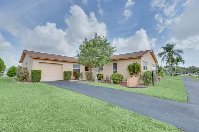 7336 Pine Forest Circle, Lake Worth, FL 33467 (#RX-10607556) :: Ryan Jennings Group