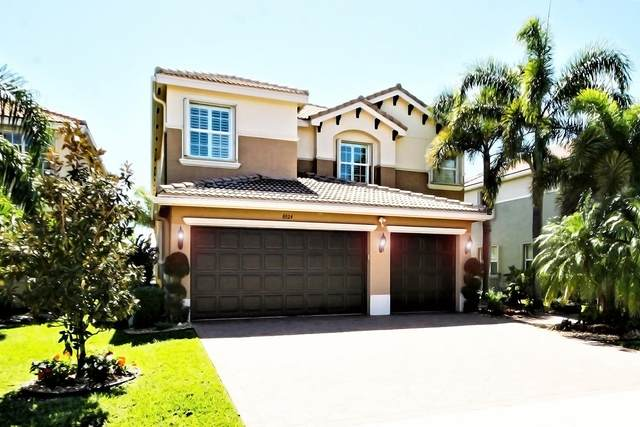 8024 Emerald Winds Circle, Boynton Beach, FL 33473 (#RX-10607743) :: Ryan Jennings Group