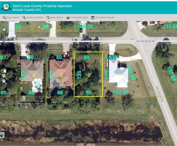 5736 NW Whitecap Road, Port Saint Lucie, FL 34986 (#RX-10607810) :: Ryan Jennings Group