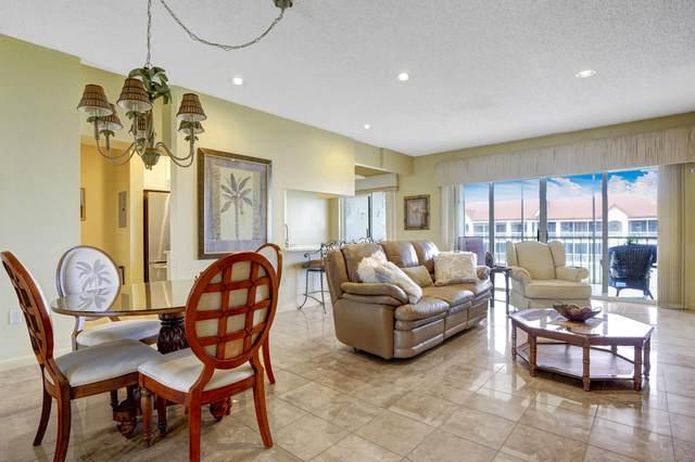 110 Half Moon Circle G3, Hypoluxo, FL 33462 (MLS #RX-10609268) :: Berkshire Hathaway HomeServices EWM Realty
