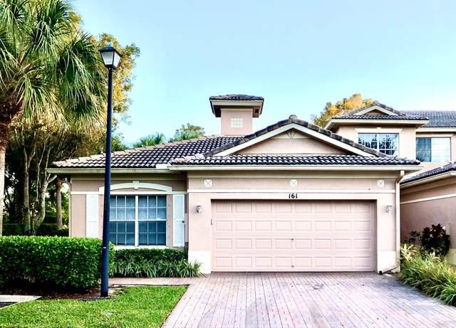 161 Coconut Key Lane, Delray Beach, FL 33484 (#RX-10609273) :: The Reynolds Team/ONE Sotheby's International Realty