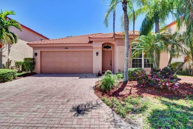 5160 Elpine Way, Riviera Beach, FL 33418 (#RX-10610597) :: Ryan Jennings Group