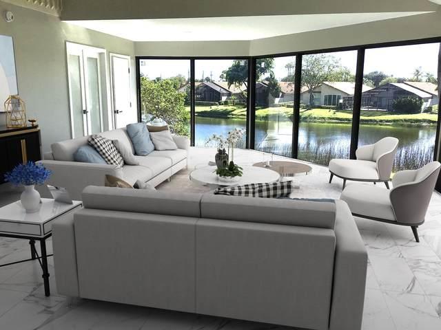 15358 Strathearn Drive #12704, Delray Beach, FL 33446 (MLS #RX-10610957) :: Castelli Real Estate Services