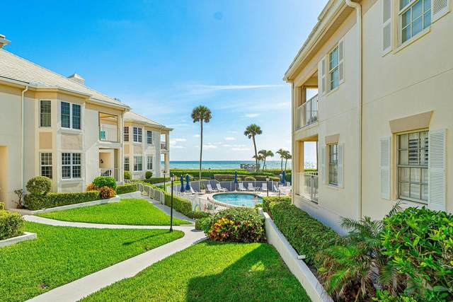 5900 Old Ocean Boulevard B1, Ocean Ridge, FL 33435 (#RX-10611086) :: Ryan Jennings Group