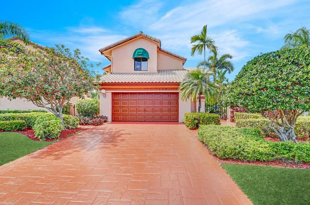 6522 Via Rosa, Boca Raton, FL 33433 (#RX-10612704) :: The Reynolds Team/ONE Sotheby's International Realty