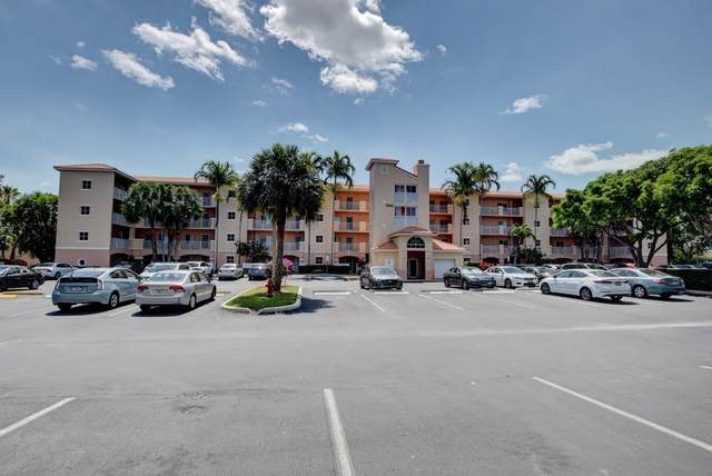 5842 Crystal Shores Drive #204, Boynton Beach, FL 33437 (#RX-10617218) :: Ryan Jennings Group