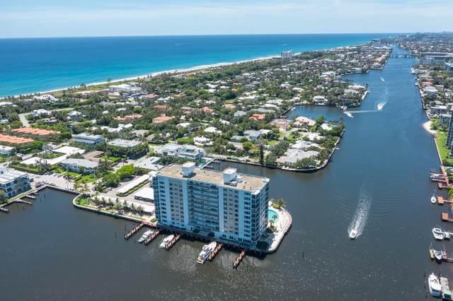 400 Seasage Drive #902, Delray Beach, FL 33483 (#RX-10617825) :: Ryan Jennings Group