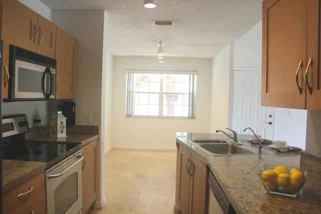 3111 Clint Moore Road #202, Boca Raton, FL 33496 (MLS #RX-10617971) :: Berkshire Hathaway HomeServices EWM Realty