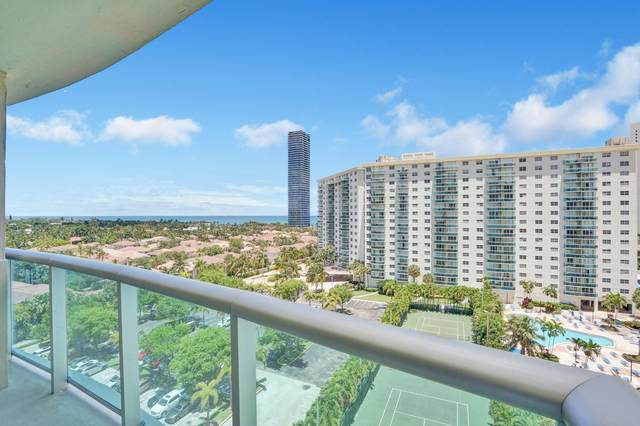 19380 Collins Avenue #1010, Sunny Isles Beach, FL 33160 (MLS #RX-10622259) :: Berkshire Hathaway HomeServices EWM Realty