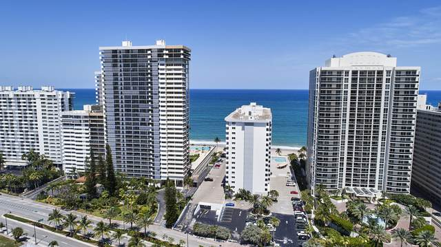 4250 Galt Ocean Drive 6 L, Fort Lauderdale, FL 33308 (MLS #RX-10622483) :: Berkshire Hathaway HomeServices EWM Realty