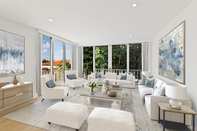 401 Worth Avenue #201, Palm Beach, FL 33480 (MLS #RX-10622577) :: Berkshire Hathaway HomeServices EWM Realty