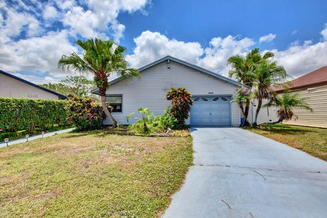 4045 Brook Circle E, West Palm Beach, FL 33417 (#RX-10622888) :: The Reynolds Team/ONE Sotheby's International Realty