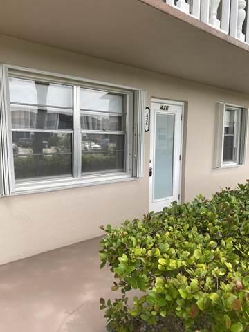 426 Chatham U #426, West Palm Beach, FL 33417 (#RX-10622933) :: Posh Properties