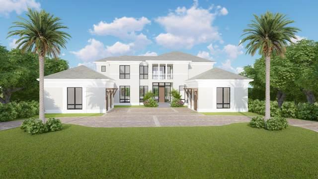 3220 Monet Drive W, Palm Beach Gardens, FL 33410 (MLS #RX-10623567) :: Berkshire Hathaway HomeServices EWM Realty