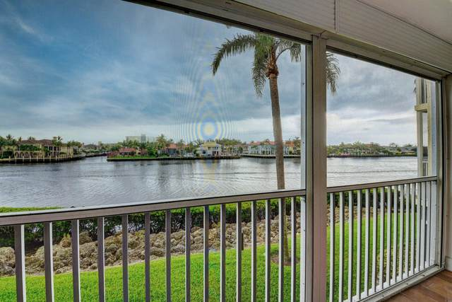 1 Harbourside Drive #2208, Delray Beach, FL 33483 (#RX-10623907) :: The Reynolds Team/ONE Sotheby's International Realty