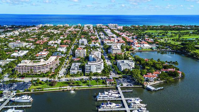 389 S Lake Drive 3C, Palm Beach, FL 33480 (#RX-10624015) :: The Rizzuto Woodman Team