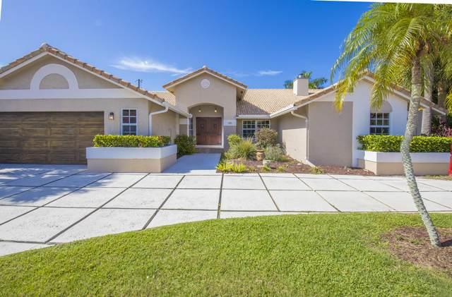 6 Indigo Terrace, Lake Worth Beach, FL 33460 (MLS #RX-10624993) :: Laurie Finkelstein Reader Team