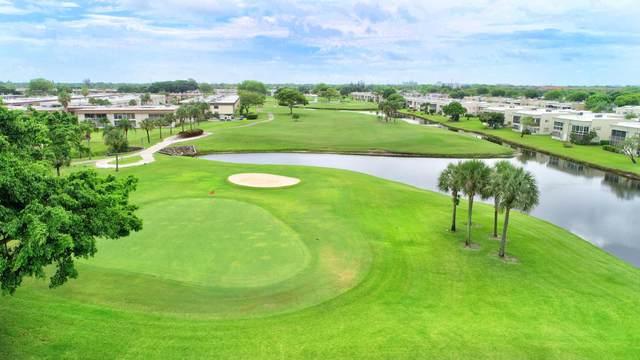 331 W Flanders G, Delray Beach, FL 33484 (#RX-10627879) :: Ryan Jennings Group